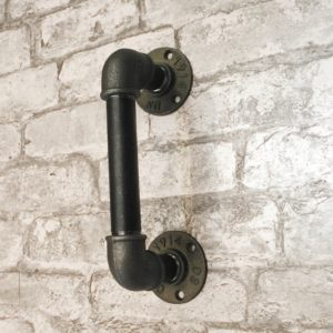 Pipe Fitting Door Handle