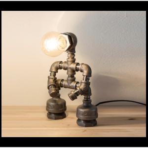 Pipe Fitting Man Light