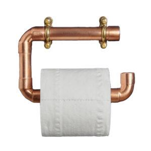 Copper Toilet Roll Holders