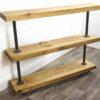 floor-stood-shelving-unit-with-wheels-9x2-solid-timber-medium-oak