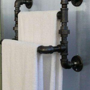 Double Towel Rail