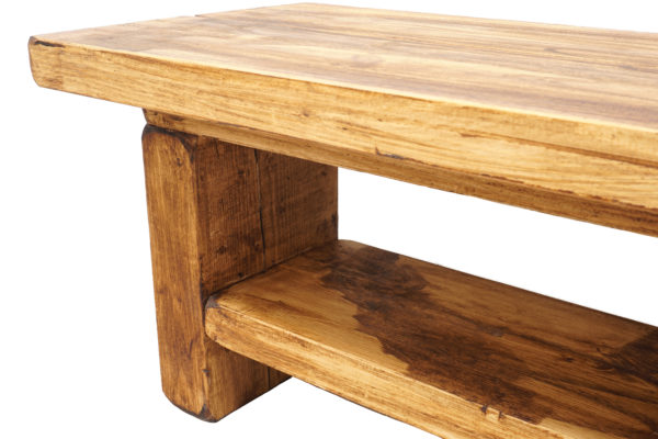 Solid-wood-bench-medium-oak-reclaimed-timber