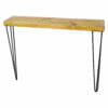 Solid-reclaimed-timber-console-table-with-hair-pin-legs-medium-oak