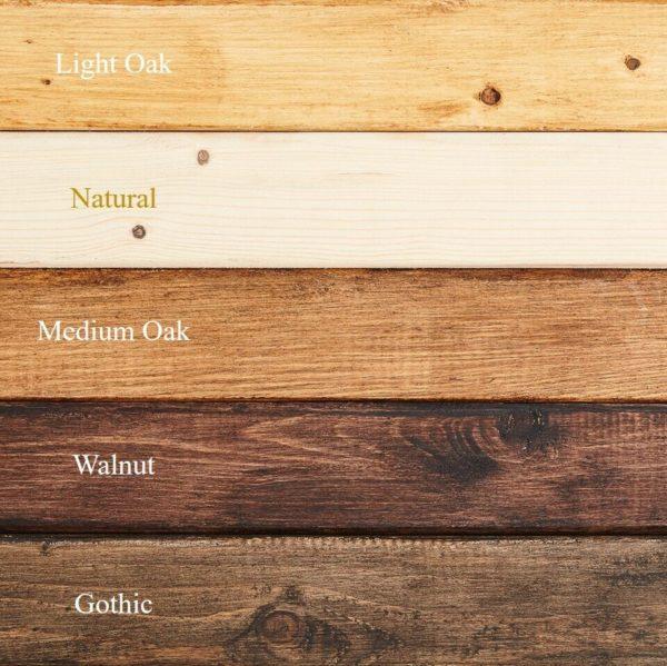 24cm X 4.4cm Reclaimed Scaffold Board