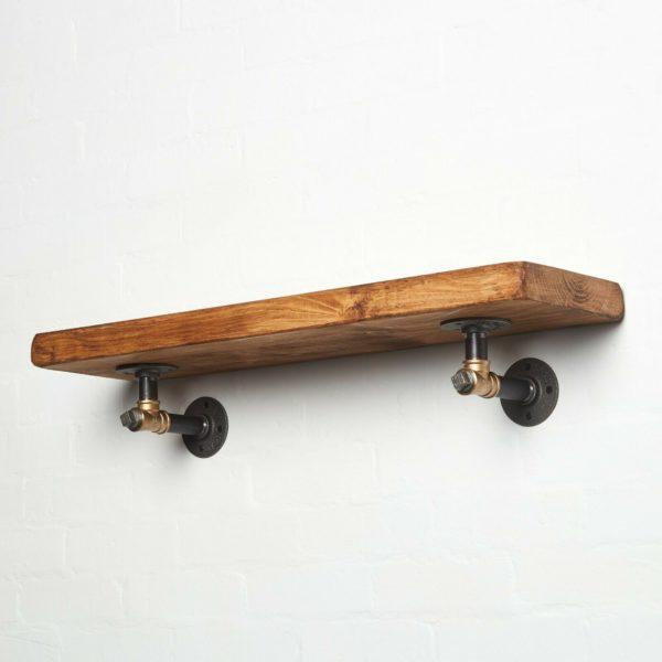 RECLAIMED-Timber-Shelf-With-Black-Brass-T-Nut-Brackets
