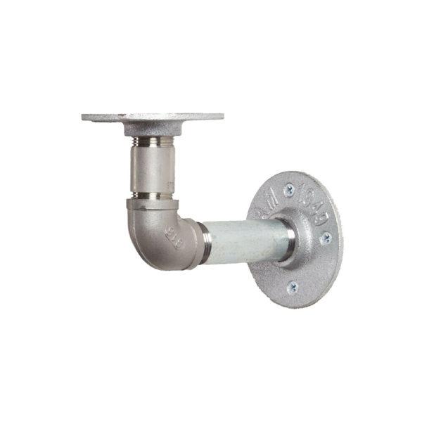 Stainless-Steel-Contrast-Elbow-Pipe-Shelf-Brackets