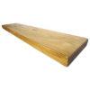 Solid Wooden Floating Shelves