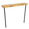 Slimline Radiator Table