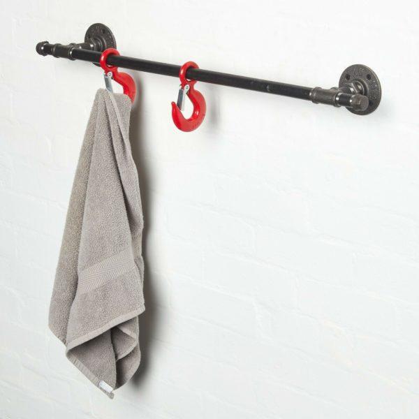 Urban T-Nut Towel Rail