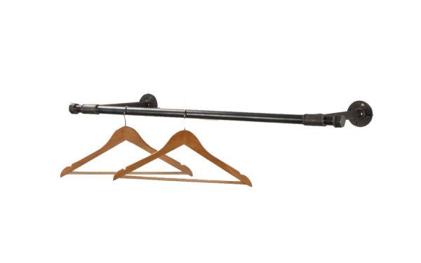 pipework clothing rail