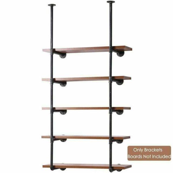Pipe-Fitting-Shelving-Unit