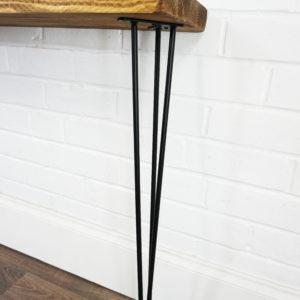 Black Hairpin Legs